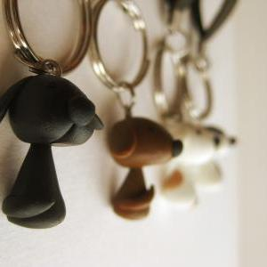 Doggie Key Ring (made to order)