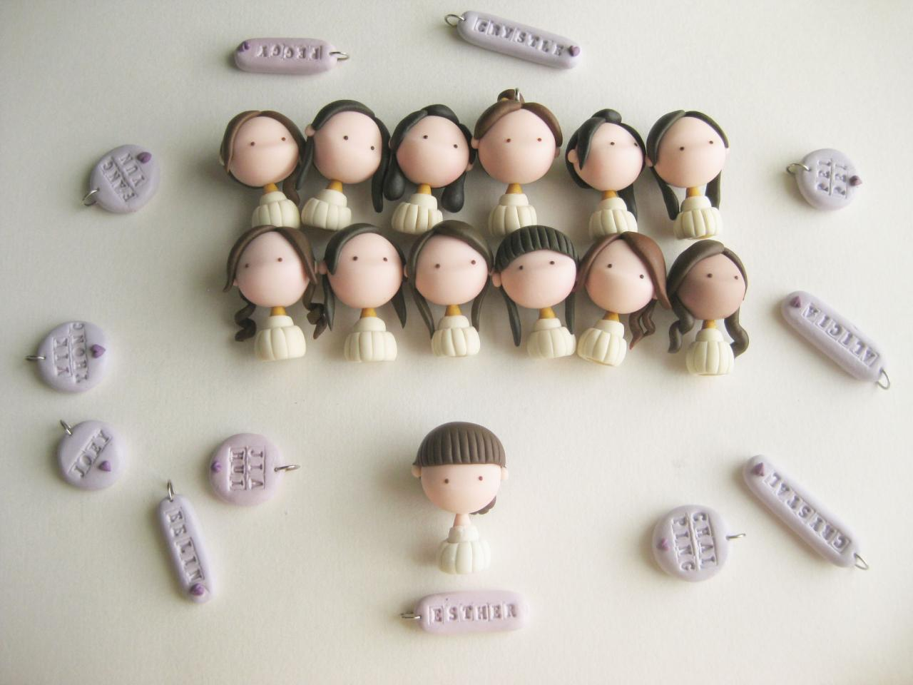 Personalized Gift For Bridesmaids